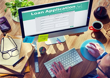 services-Online Loan Application