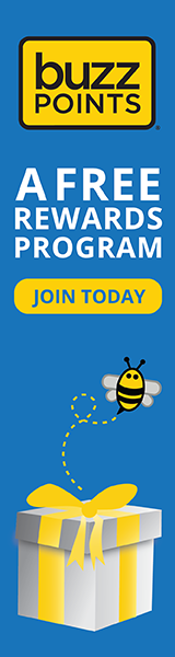 Buzz points, reward program, credit union