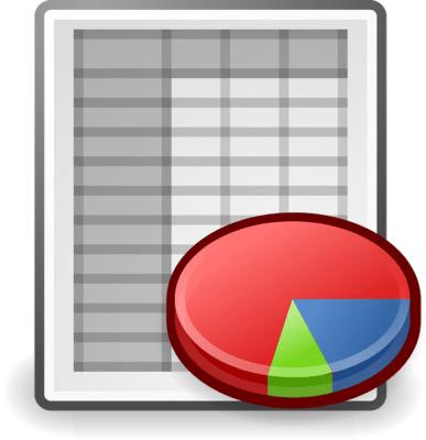 savings spreadsheet