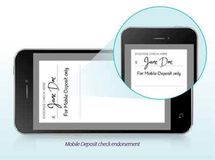 Mobile Deposit, Family Credit Union